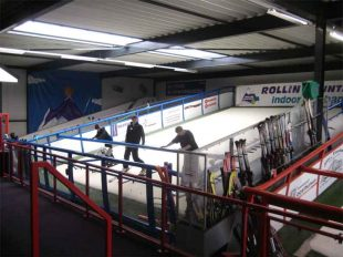 skien-rollerbaan