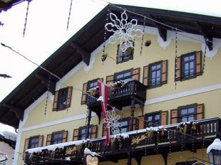 Sporthotel Lebzelter in Zell am See