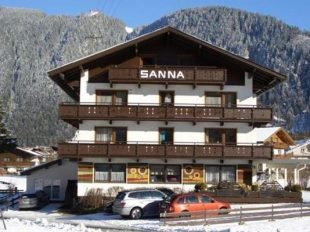 Pension Sanna in Mayrhofen