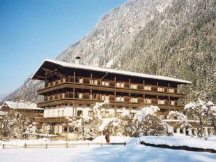 Hotel Strolz in Mayrhofen