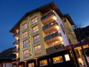 Hotel Almrausch in Hinterglemm