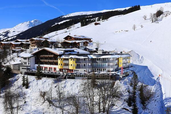Hotel Residenz Hochalm in Hinterglemm