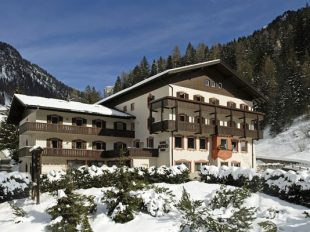 Hotel Alpino Plan in Selva
