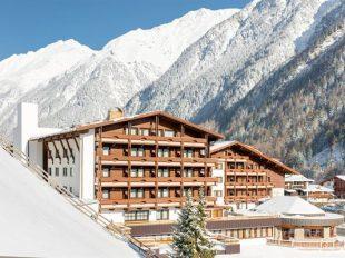 Hotel Tyrolerhof in Sölden