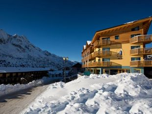 Hotel Delle Alpi in Passo Tonale