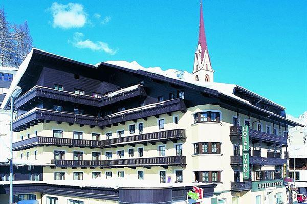 Hotel Tyrol in Sölden