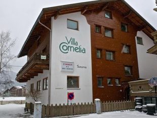 Pension Villa Cornelia in Sölden