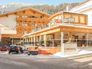 Hotel Sonne in Fügen