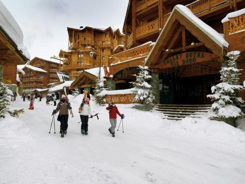 wintersportbestemming val thorens