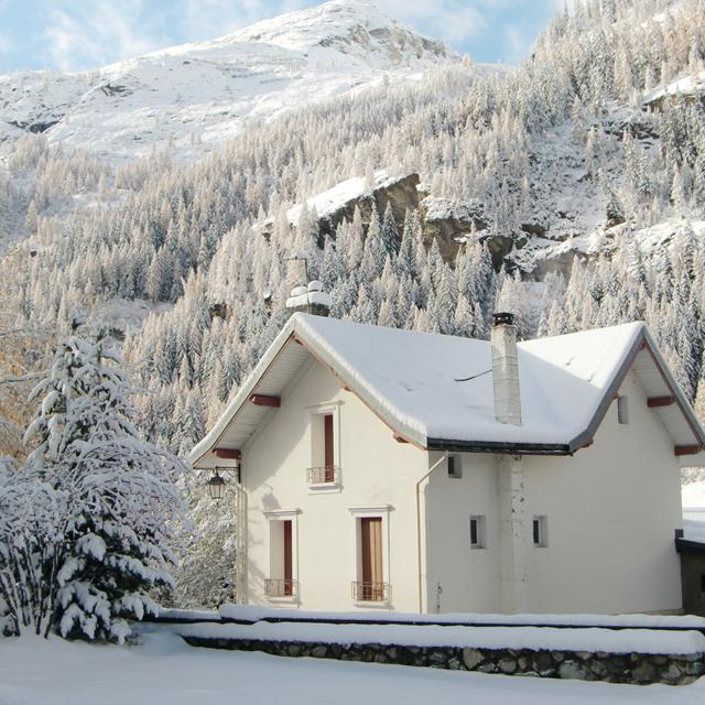 Chalet La Brise in Tignes