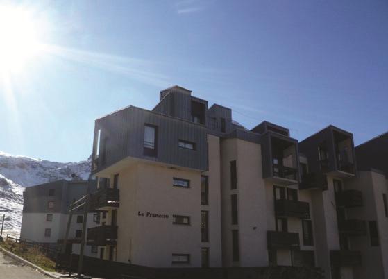 Résidence Pramecou in Tignes