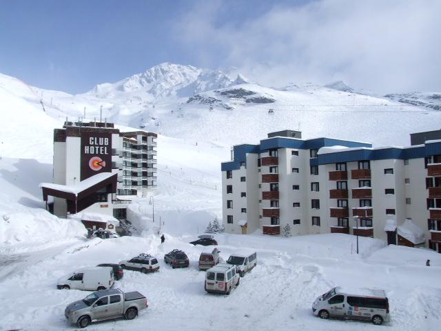 Résidence Le Schuss in Val Thorens