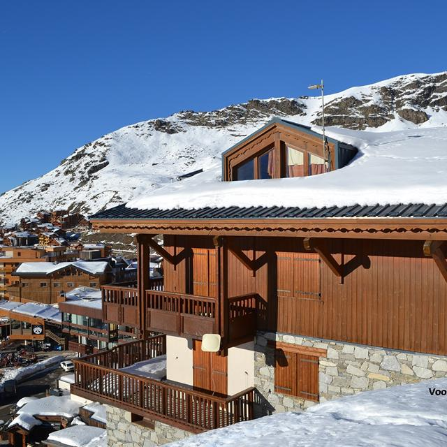 Chalet Niverolles in Val Thorens