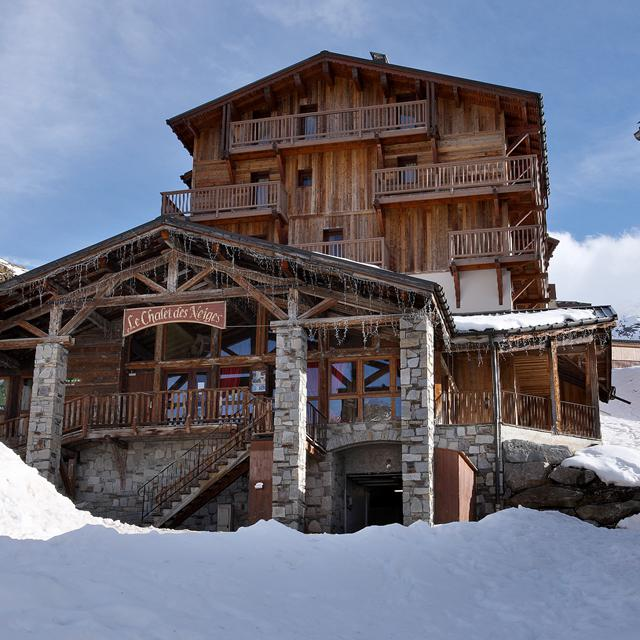 Résidence Chalets des Neiges Hermine in Val Thorens