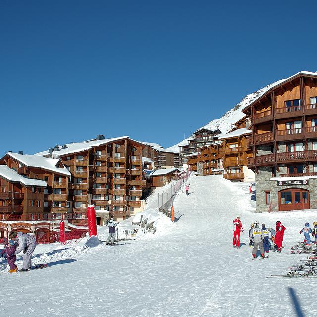 Résidence Village Montana in Val Thorens