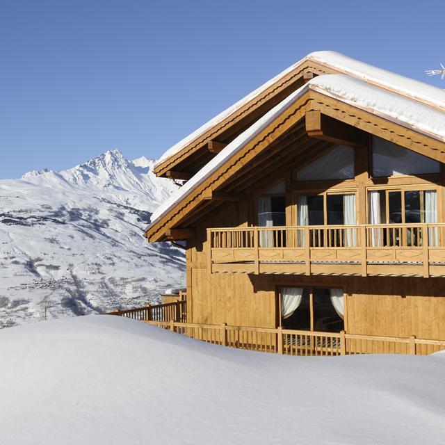 Résidence Le Lodge des Neiges in Tignes