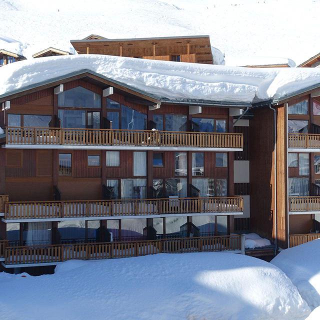 Nouvelles résidences in Tignes