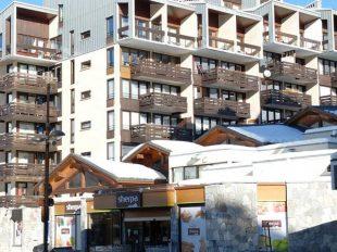 Résidence Grand Tichot B in Tignes